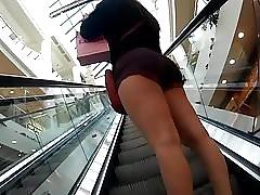 Rumpa porr video - flickor får naken